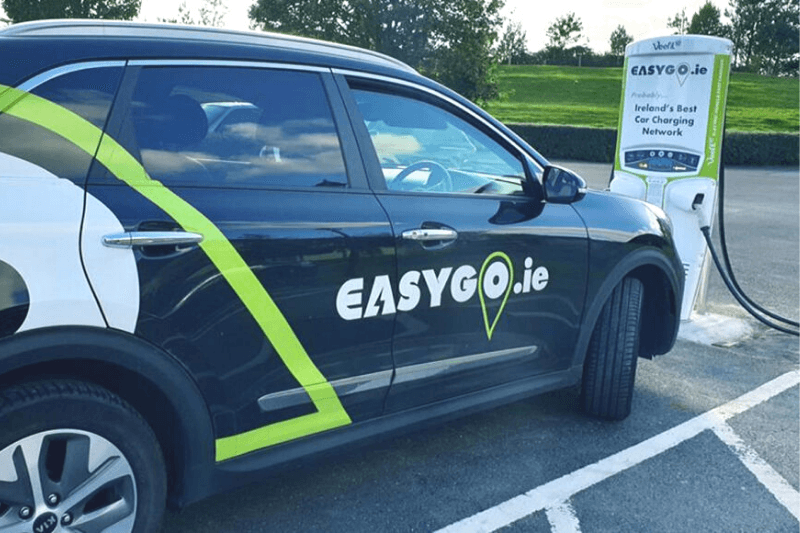 Easygo.ie running on OCEAN platform