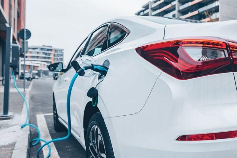 AI Car EV Carsharing charging INCH