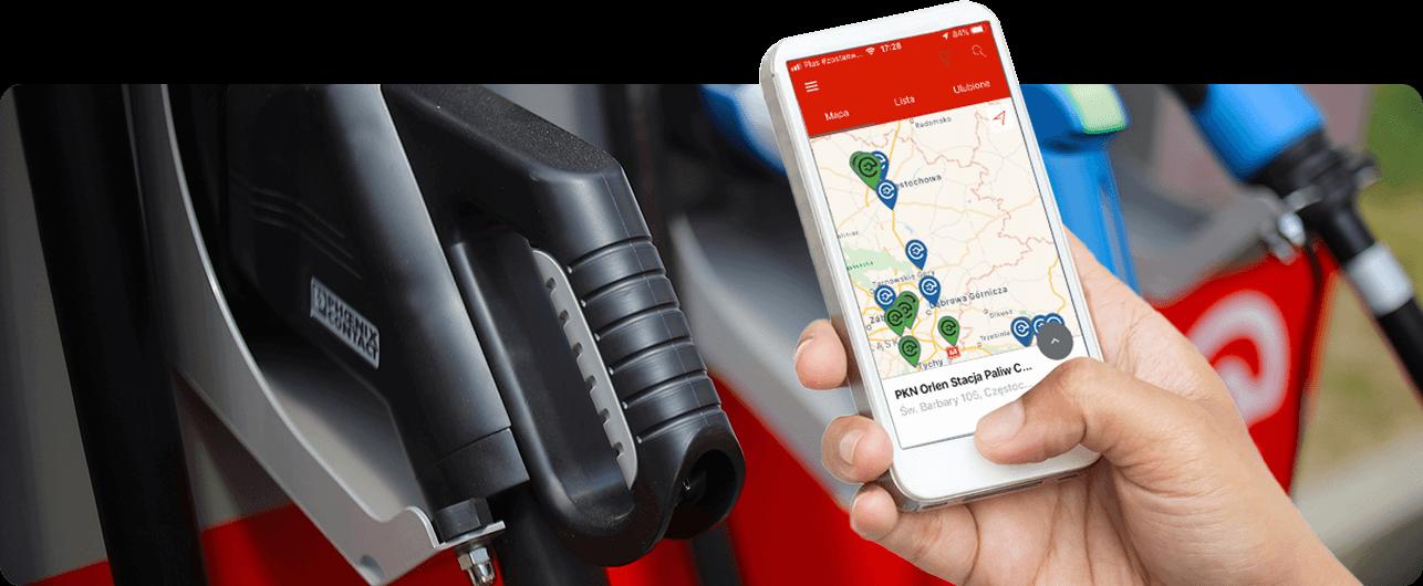 PKN ORLEN Charge app